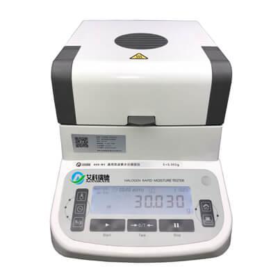 挂面鹵素水分測定儀