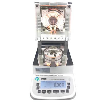 幹果鹵素水分測定儀